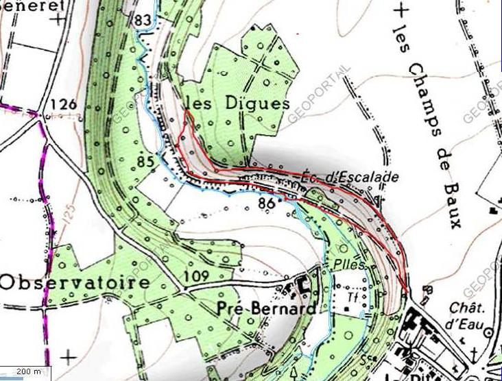 Compte-rendu de la sortie Botanique du 26 avril 2009 – Les Coteaux de Beauvoir – Vouneuil sous Biard (86)