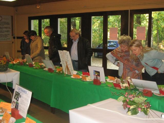 Exposition Mycologique des Bois de Saint-Pierre à Smarves (86) – 22 & 23 octobre 2011