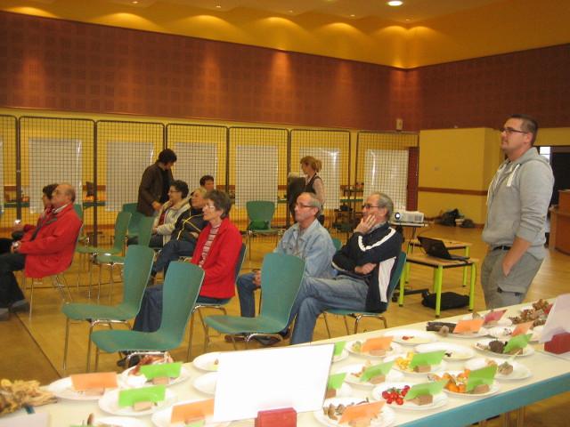 Exposition Mycologique de Verrières (86) – Samedi 15 novembre 2014